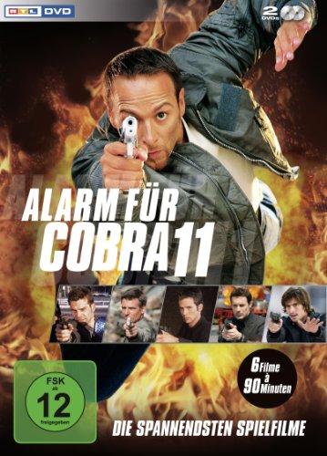 Alarm für Cobra 11 - Die spannendsten Filme (2 DVDs)
