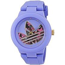 adidas–Reloj de pulsera analógico para mujer cuarzo silicona adh3016