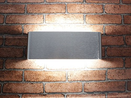 Applique int & # 233; sorridente led moderna lampada lumi & # 232