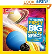 #8: National Geographic Little Kids First Big Book of Space (National Geographic Little Kids First Big Books)