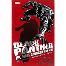 Black Panther - The Most Dangerous Man Alive: The Kingpin of Wakanda by David Liss (2012-04-25)