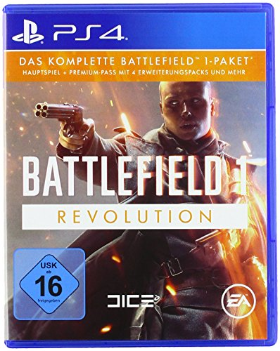 Battlefield 1 - Revolution Edition - [PlayStation 4]
