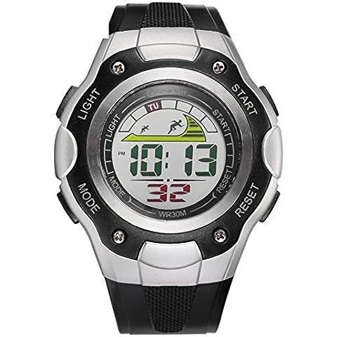 Studente orologio/Impermeabile orologio sportivo/Orologi di moda/ running Chronograph Watch-G