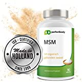 MSM Tabletten [90 Tabletten] PerfectBody.nl