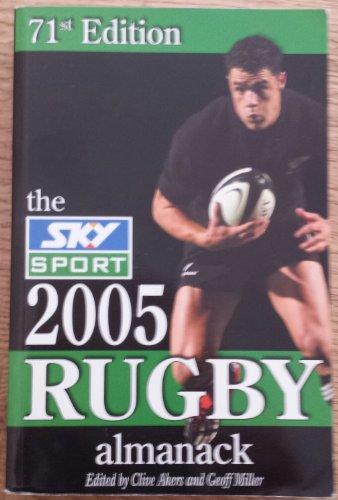 2005 Sky Sport Rugby Almanack (Road Atlas)