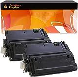 Cartridges Kingdom 2-er Pack Toner kompatibel zu HP Q1338A 38A für HP LaserJet 4200, 4200DTN, 4200DTNS, 4200DTNSL, 4200L, 4200LN, 4200LVN, 4200N, 4200TN
