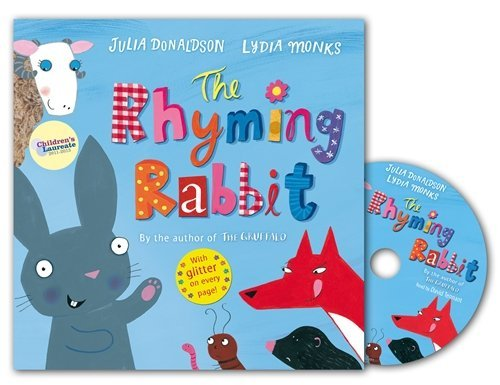The Rhyming Rabbit Book and CD Pack by Julia Donaldson (2012-06-07)