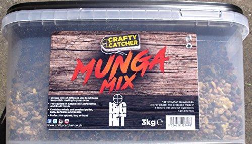 Crafty CatcherBig Hit Mixes Munga Mix 3kg