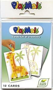 Play maíz 160175Manualidades de maíz con diseño Plantillas