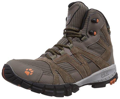 Jack Wolfskin Volcano Mid Texapore Men, Chaussures de randonnée montantes homme