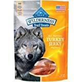 Blue Buffalo Wilderness Grain-Free Turkey Dog Jerky Treats by Blue Buffalo Co. (English Manual)