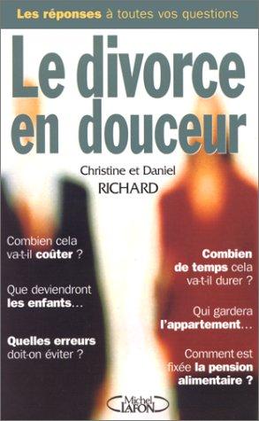 Le divorce en douceur