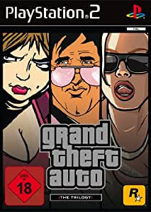 Grand Theft Auto - The Trilogy