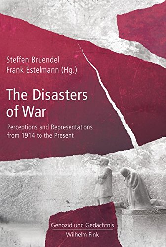 Disasters of War: Perceptions and Representations from 1914 to the Present (Genozid und Gedächtnis)