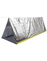 Tente Un Abri De Camping D'urgence De Pliage Portable Survie En Plein Air De Camping