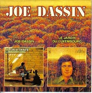 Joe dassin le jardin du luxembourg joe dassin musica - Joe dassin le jardin du luxembourg ...