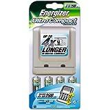Energizer ultra compact chargeur de piles niMH/aA mignon - 2500 mAh-lot de 4