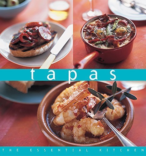 Tapas: The Essential Kitchen series by Richard Tapper (2001-08-01)
