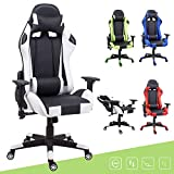 Joolihome Gaming Chair Office Chair Computer Desk Chair Executive and Ergonomic Racing Style - Best Reviews Guide