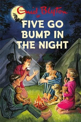 * NEW * Five Go Bump in the Night
