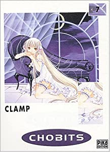 Chobits Edition simple Tome 7