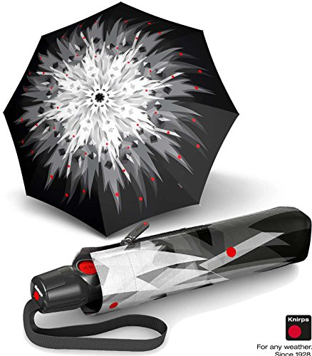 knirps-t200-duomaticfolding-umbrella-multi-coloured-white-black-95-cm