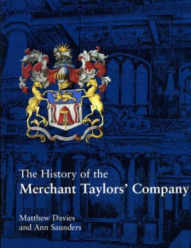 the-history-of-the-merchant-taylors-company