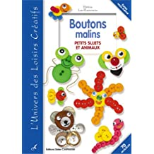 Boutons malins : Petits sujets et animaux