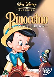 Pinocchio : Special Edition [DVD] [1940]