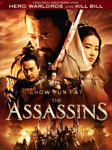 The Assassins Cover