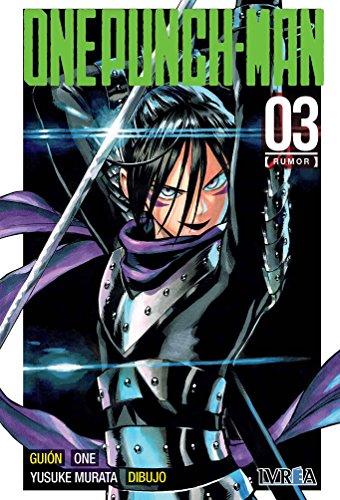 One Punch-Man 03 por One & Yusuke Murata
