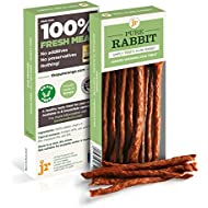 Pure Rabbit Sticks Dog Treats 50g Gluten Free,No Additives