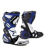 FormaStiefel Moto Ice Pro Eichzulassung, Blau, 42