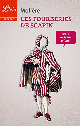 Les Fourberies de Scapin (Librio Théâtre t. 181) par Molière