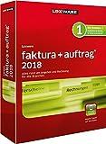 Lexware faktura+auftrag 2018 basis-Version Minibox (Jahreslizenz)|Einfache Auftrags- und Rechnungs-Software für alle Branchen|Kompatibel mit Windows 7 oder aktueller