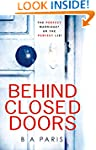 Behind Closed Doors: The gripping deb...
