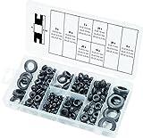 KS Tools 970.0050 Sortiment Gummi-Durchgangstüllen, 110-tlg