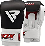 RDX Elite Boxing Gloves Training Sparring Punching Glove Cow Hide Leather kickboxing Muay Thai Fighting Bag Mitts