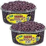 Haribo Viola, 2er Pack, Gummibärchen, Weingummi, Fruchtgummi