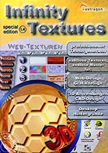 Infinity Textures, Special Edition 1.4
