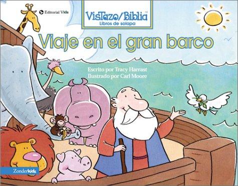 Viaje En El Gran Barco por Tracy Harrast