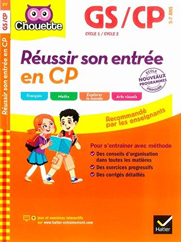 Réussir son entrée en CP par Ginette Grandcoin-Joly