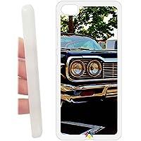 Custodia cover RIGIDA per Xiaomi MI 5 - bianca sb 256 Vintage Chevrolet