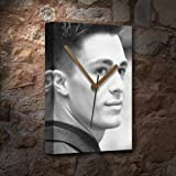 Seasons COLTON HAYNES - Canvas Clock (A4 - Signed by the Artist) #js002