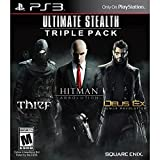 #4: Ultimate Stealth Pack: Hitman Absolution, Thief and Deux Ex PS3