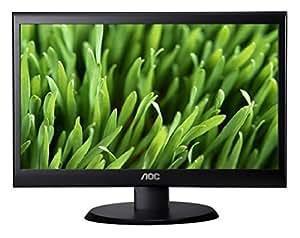 AOC E2180SWN 20.7-inch LED Monitor (Black)