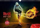 BMX My Life (Wandkalender 2019 DIN A4 quer): Einmalig fantastische BMX Bilderwelten (Geburtstagskalender, 14 Seiten ) (CALVENDO Sport)
