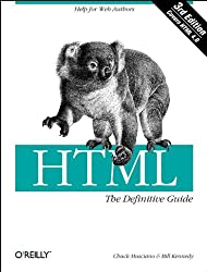 HTML : The Definitive Guide