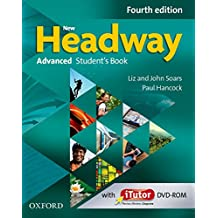New Headway : Advanced Student's Book (1DVD)
