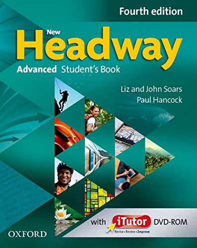 New Headway 4th Edition Advanced. Student's Book and iTutor Pack (New Headway Fourth Edition) por John Soars